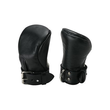 Strict Leather deluxe gewatteerde vuisthandschoenen