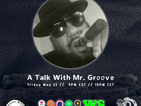 S2EP1 : The Moody Without Music Stream - Mr Groove