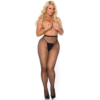 Cocolicious Visnet Panty Met Open Kruis