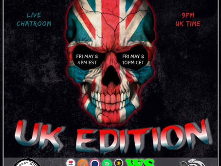 Playlist : TMWMS EP47 -  #UKEdition