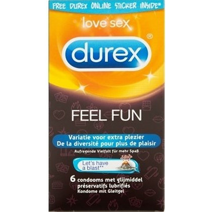Durex 6 stuks