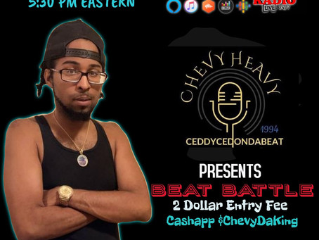 The 'Beat Battle' EP4 hosted by Chevy Da Plug