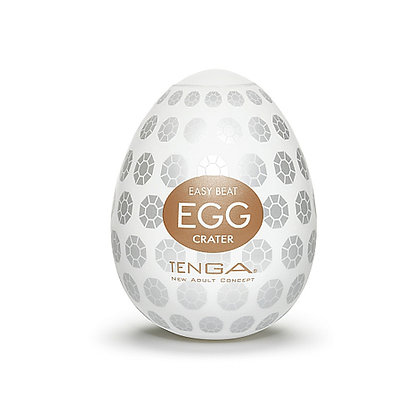 Tenga Egg Masturbator - Crater