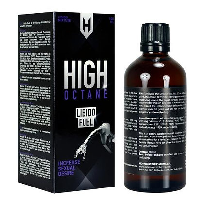 High Octane Libido Fuel Unisex - 100 ml