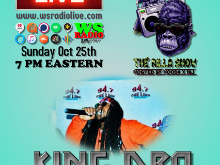 The King Returns, The Rilla Show EP4 with King Dro