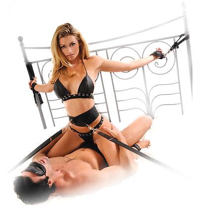 Bondage Belt Restraint System