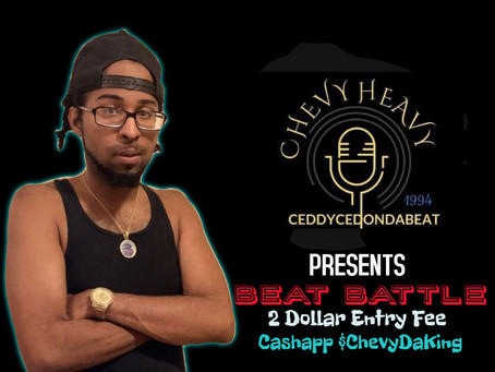 The 'Beat Battle' EP7 hosted by Chevy Da Plug