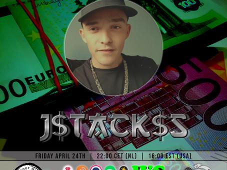 Playlist : TMWMS EP45 - JStackss
