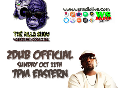 The Rilla Show EP2 with 2 Dub Official
