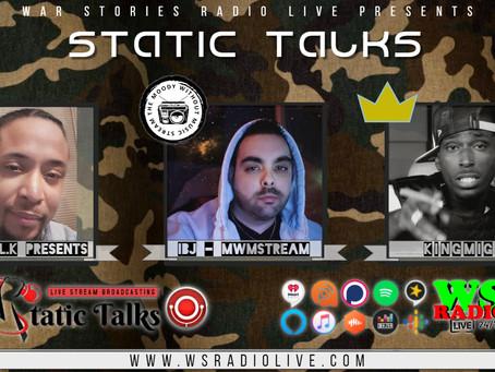 Static Talks Season Two