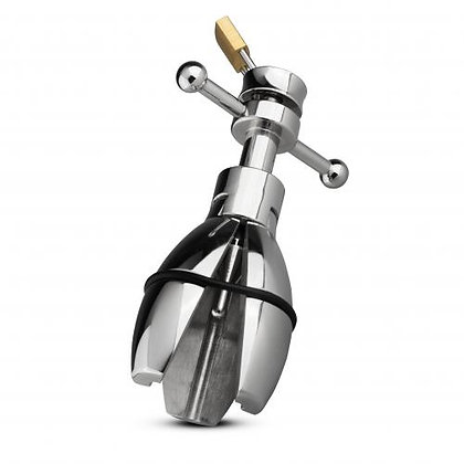 Anal Spreader Buttplug – Metaal