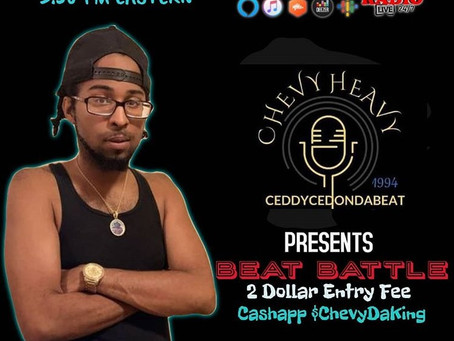 The 'Beat Battle' EP5 hosted by Chevy Da Plug