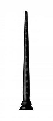 Extreme Siliconen Anaalplug - 40 cm