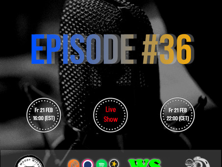 Playlist TMWMS EP 36 (21 FEB 2020)
