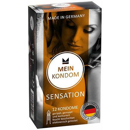 Mein Kondom Sensation - 12 Condooms