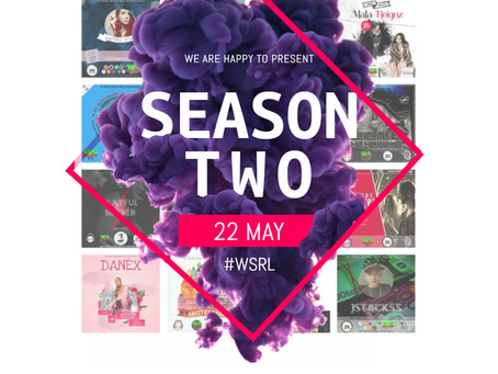 Season Two (Hooda L.K. Presents & The Moody Without Music Stream) (English version)