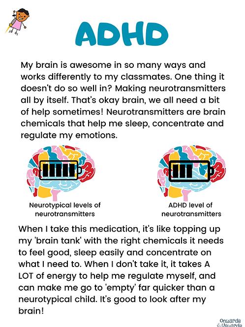 Explaining ADHD Medication