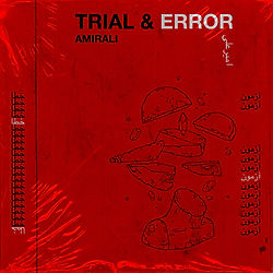 4. Amirali - Trial & Error (Album) FINAL