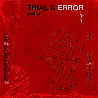 4. Amirali - Trial & Error (Album) FINAL