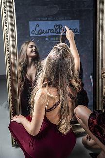 Fotospiegel Fotobox Magic Mirror