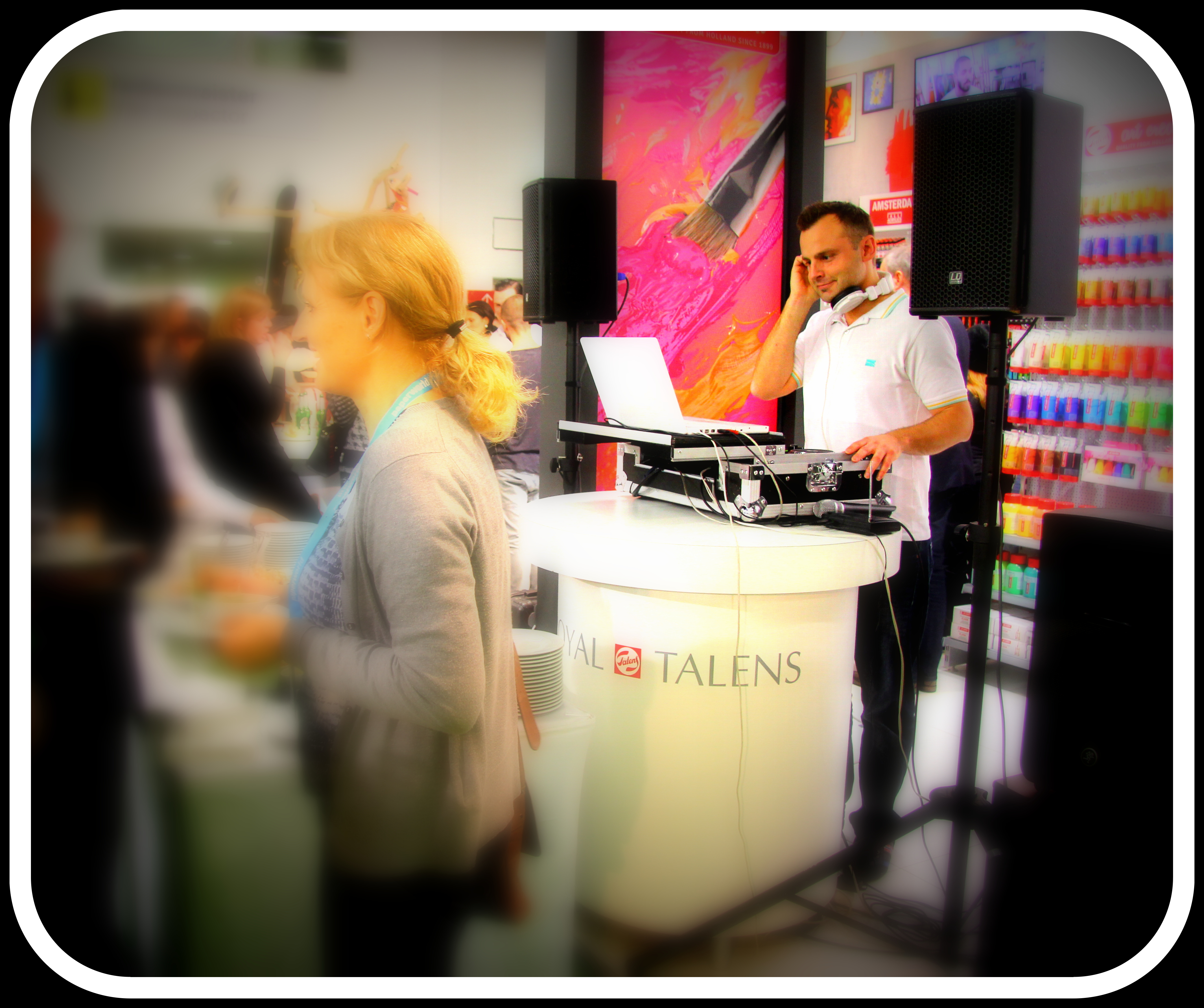DJ Messe Frankfurt