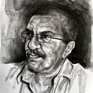 الروائي وكاتب السيناريست أمين صالح