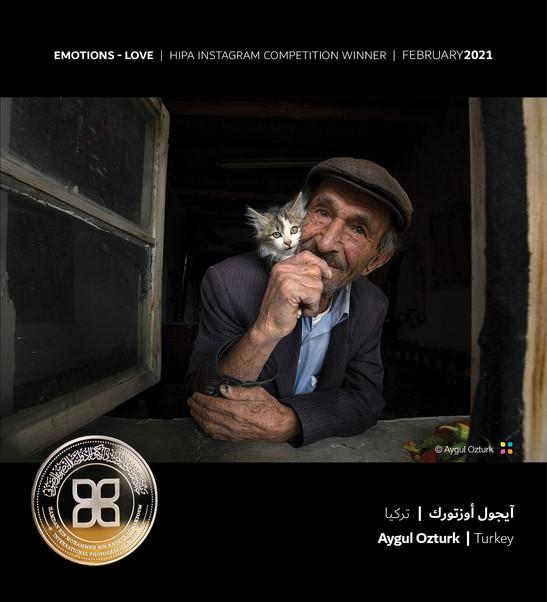 """جائزة حمدان تنشر الصور الفائزة بمسابقة """"المشاعر - الحب"""""""