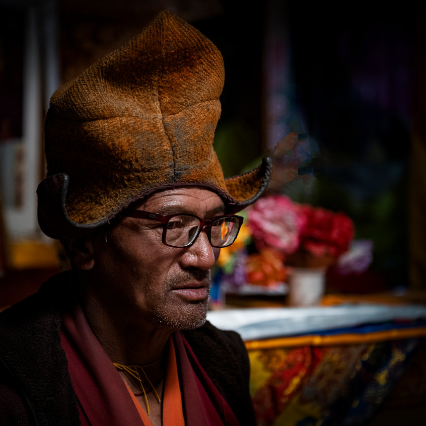 Buddhist monk 2