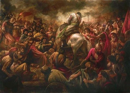 كبرت الكلمة…  الحسين ثائراً