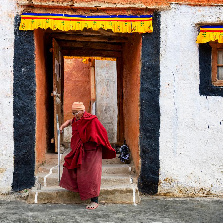 Buddhist monk 0