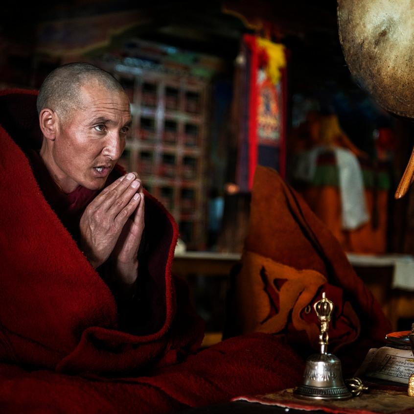 Buddhist monk 5