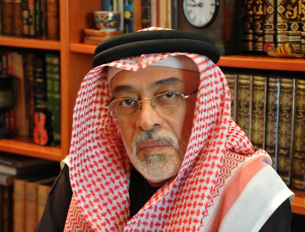 الأستاذ الدكتور إبراهيم غلوم