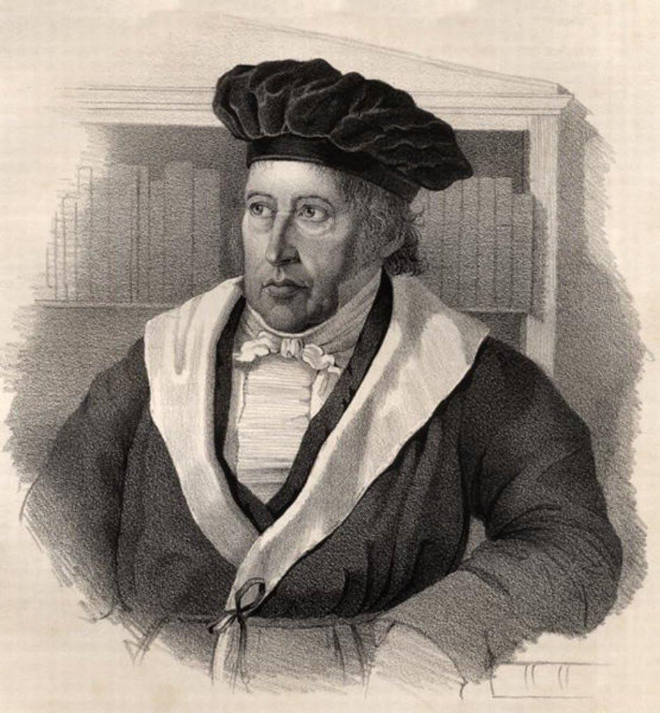 جورج فيلهلم فريدريش هيغل