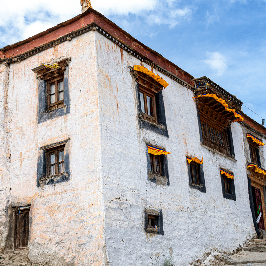Rangdum Monastery 1