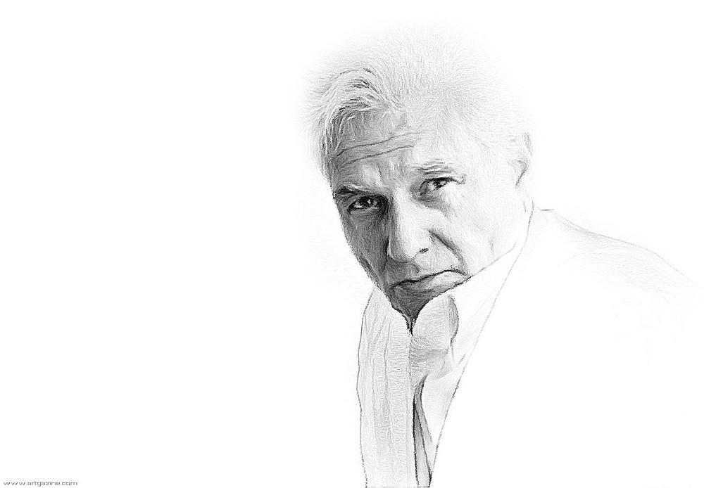 جاك دريدا (Jacques Derrida) فيلسوف فرنسي من مواليد الجزائر، صاحب نظرية التفكيك