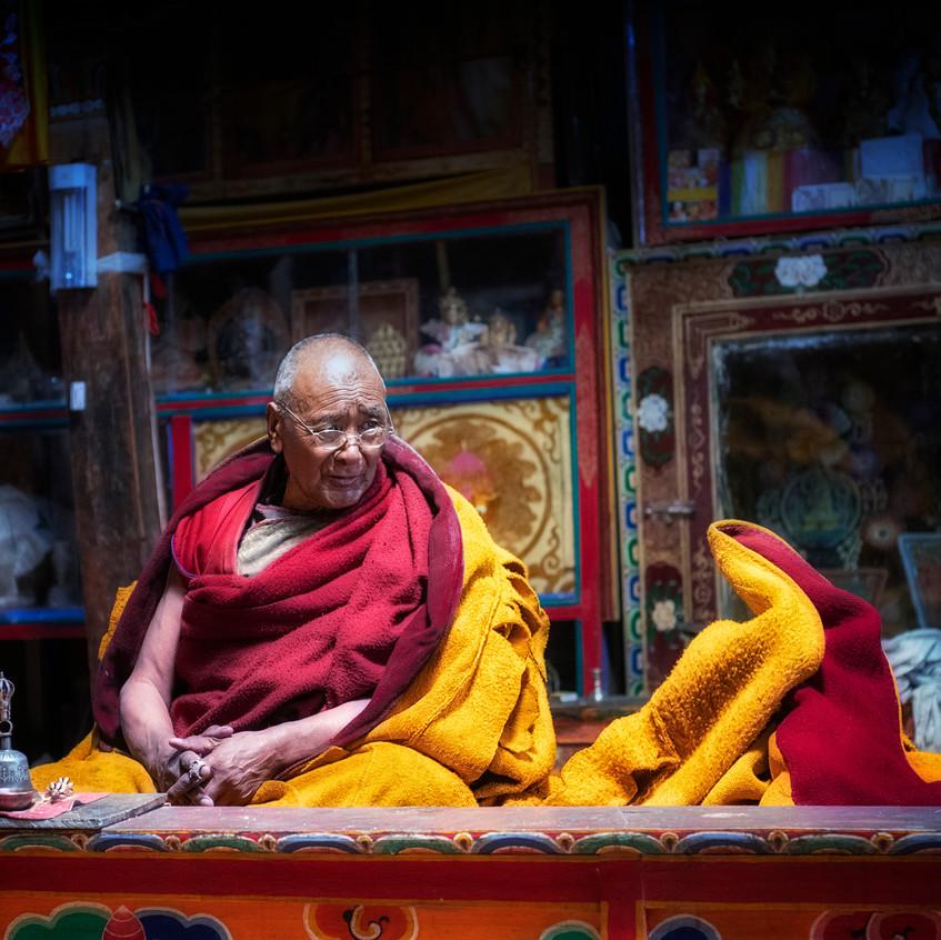 Buddhist monk 3