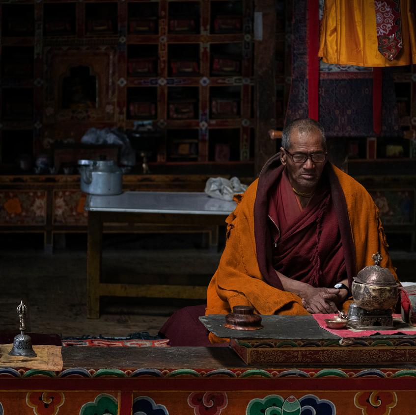 Buddhist monk 1