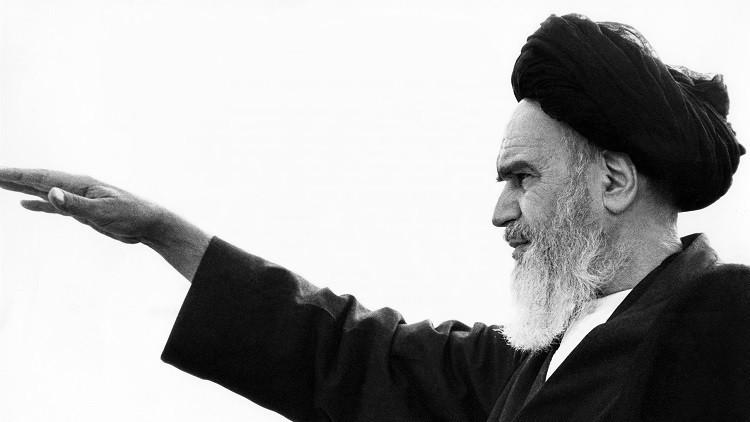 السيد روح الله بن مصطفى بن أحمد الموسوي الخميني