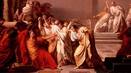 """عودة إلى """"يوليوس قيصر"""""""