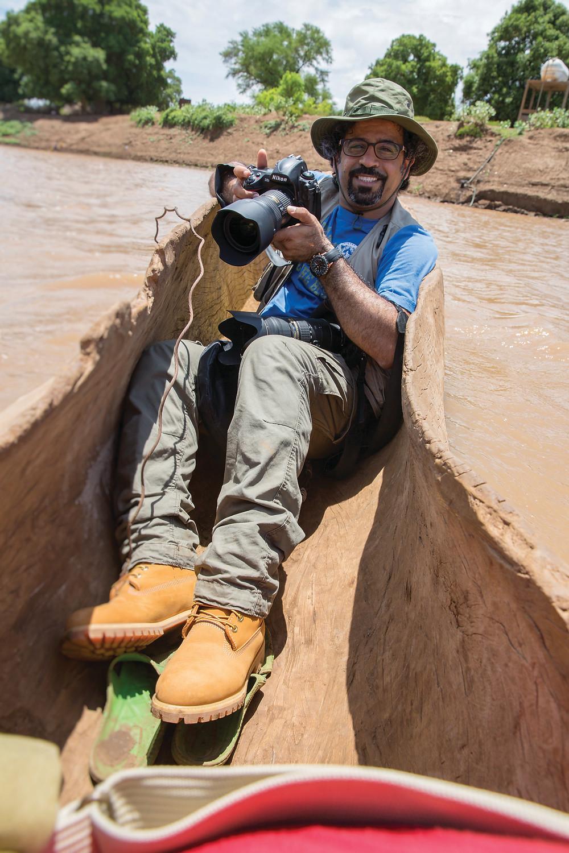 الفوتوغرافي محمد بو حسن
