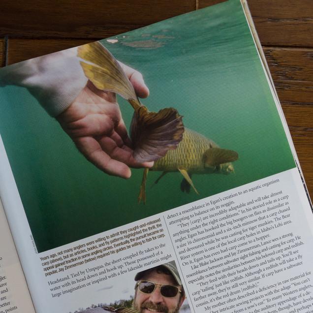 American Angler, May/June 2016