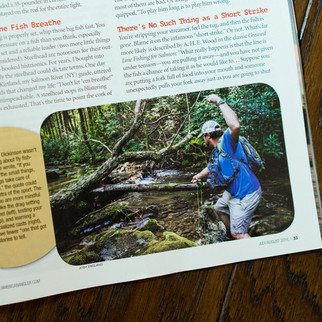 American Angler, July/August 2016