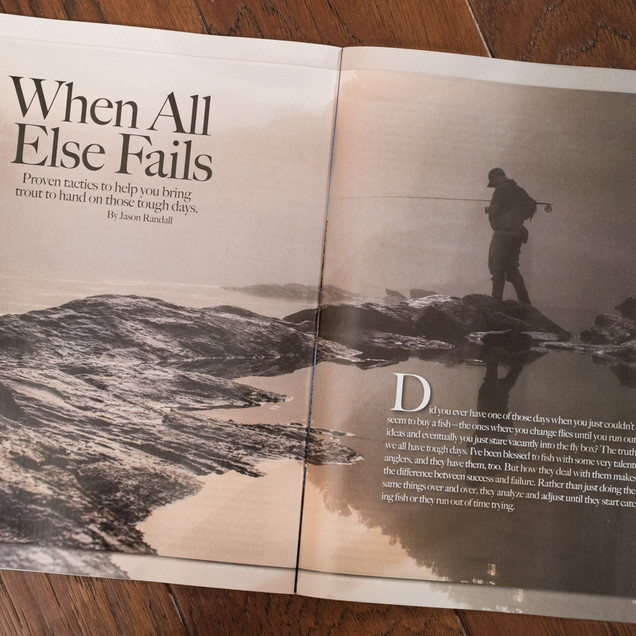 American Angler, March/April 2018