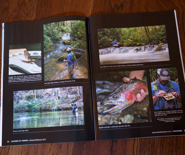 Eastern Fly Fishing, March/April 2015
