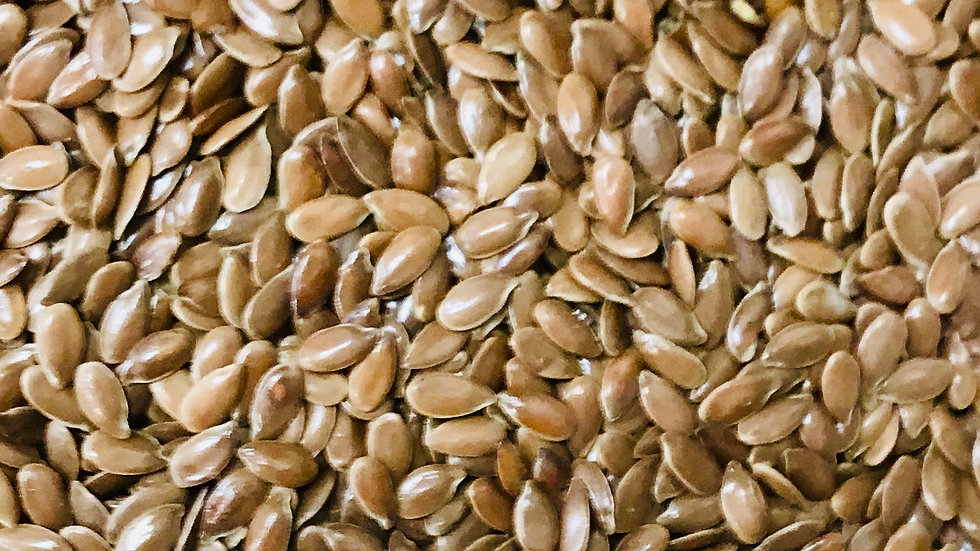 Brown Linseed (AKA Flax Seed) - 100g