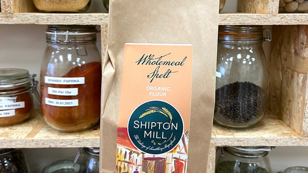 Shipton Mill Spelt Flour - Wholemeal, organic - 1kg