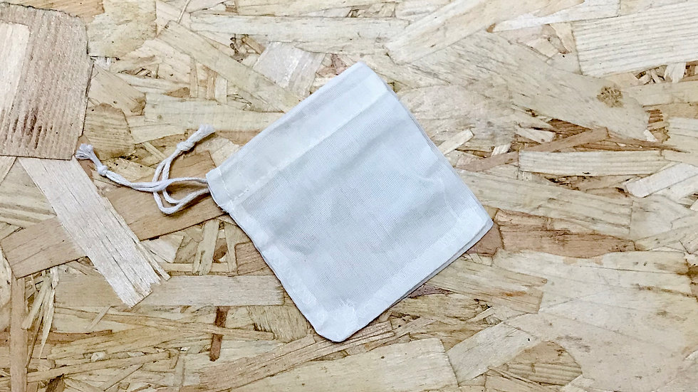 Reusable Organic Teabag