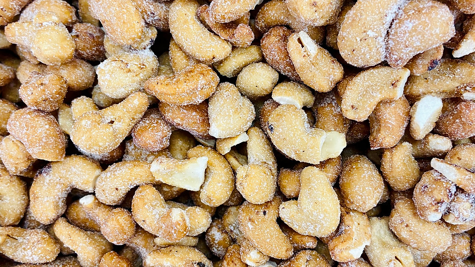 Honey Cashews - 100g