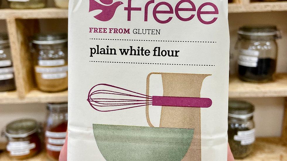 Doves Farm Gluten-free Plain Flour (white) - 1kg