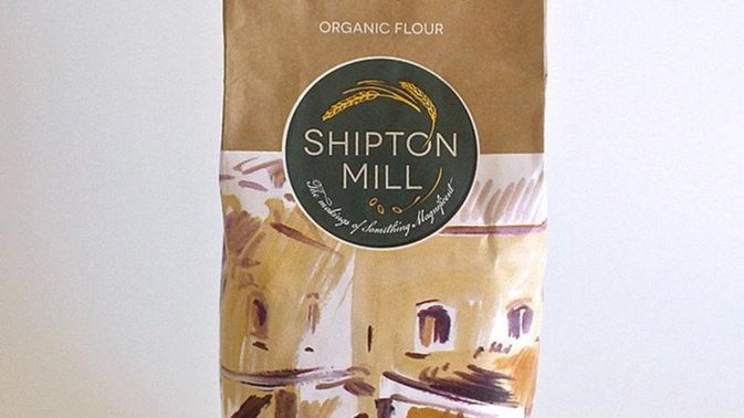 Shipton Mill Organic Seeded White Flour - 1kg